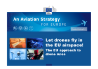 03 – EUROCAE – UAS – Workshop – 160304 – EC – DG – MOVE