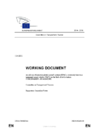 Working Document on Safe Use of RPAS – 150415