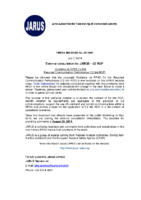 7_JARUS_press_release_N_2014-02_Call_for_external_consultation_on_JARUS_C2_RCP.pdf