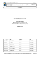 090825_EASA_Policy Statement Airworthiness Certification of UAS – E.Y013-01