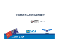 5.b – SF Group – Large Cargo UAS & Policy Suggestions (中文)