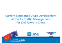 8.a_CAAC – Status & Development of ATM for Civil UAS in China – English