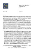 UVS International Letter to EASA – 170313