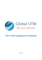 GUTMA – UAS-Traffic Management Achitecture – 170430