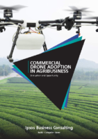 IPSOS Business Consulting – Survey on Commercial Drone Adoption in Agribusiness – 170915