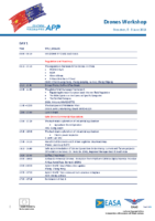 00 – EU-CHINA APP – Drone Meeting Agenda – 6-8 June 2018