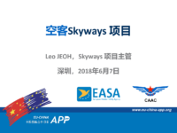 11.2 – Day 2 – 09.00-09.30 – Airbus Helicopters – Leo Jeoh – Airbus Skyways Project (中文)