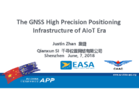 20.0 – Day 2 – 15.30-16.00 – Qianxun SI – Justin Zhan – THe GNSS High Precision Positioning Infrastructure of AloT Era (EN)