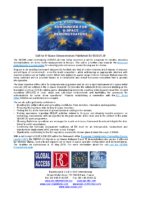 180131 – SESAR: Call For U-Space Demonstrators