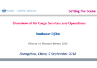 S1_0 2nd Air Cargo China Setting the Scene by DATB ICAO