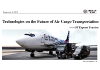 S3_4_Technologies on the Future of Air Cargo Transportation_LI Dongqi_SF Express_EN