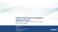 S3_5_Airbus Autonomy in Aerospace – Skyways Project_Leo JOEH_Airbus-Skyways