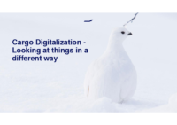 S4_2_Cargo Digitalization – Looking at things in a different way_Janne TARVAINEN_Finnair Cargo