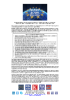 191025 – EASA U-Space Draft Regulation: EU ANSPs Have Major Reservations