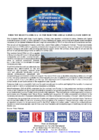 201020 – Frontex Awards UAS Maritime Surveillance Service Contract